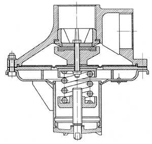 Мембрана основная ПСК-50В