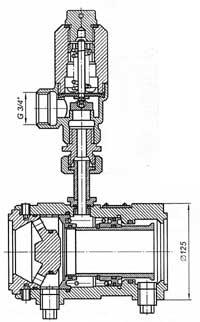Клапаны предохранительные на теплообменниках теплообменники скс09 сатоми